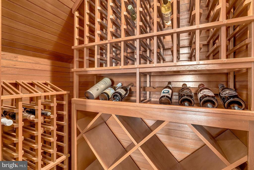 Wine cellar - 25955 MCCOY CT, CHANTILLY