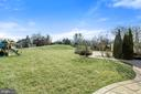 Views from patio to the property. - 25955 MCCOY CT, CHANTILLY