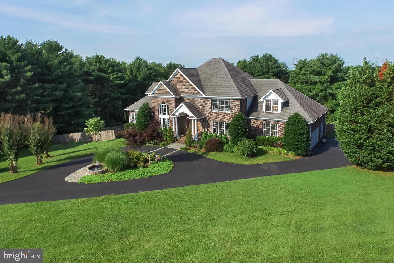 Single Family Homes för Försäljning vid Brinklow, Maryland 20862 Förenta staterna