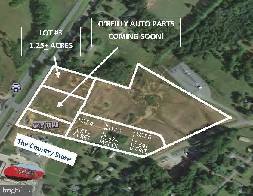 Land for Sale at Ruckersville, Virginia 22968 United States