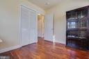 Main Level bedroom or office - 4314 MARKWOOD LN, FAIRFAX