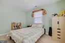 Bedroom # 2 - 4314 MARKWOOD LN, FAIRFAX