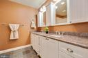 Master bathroom - 4314 MARKWOOD LN, FAIRFAX
