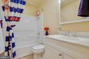 Full bathroom - 4314 MARKWOOD LN, FAIRFAX
