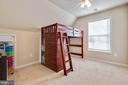Bedroom # 4 - 4314 MARKWOOD LN, FAIRFAX
