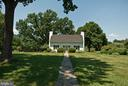 Patent House, c. 1760, now a 2 bedroom guest house - 20854 TRAPPE, UPPERVILLE