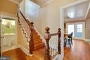 Center Hall with the Old charm - 3722 KANAWHA AVE, POINT OF ROCKS