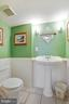 Half Bath on Main Level - 3722 KANAWHA AVE, POINT OF ROCKS