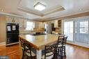Large Kitchen - 3722 KANAWHA AVE, POINT OF ROCKS