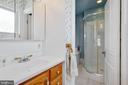 Master Bath - 3722 KANAWHA AVE, POINT OF ROCKS