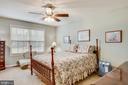 Master Bedroom - 8430 SWAN WOODS RD, RHOADESVILLE