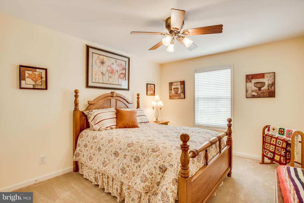 Bedroom - 8430 SWAN WOODS RD, RHOADESVILLE