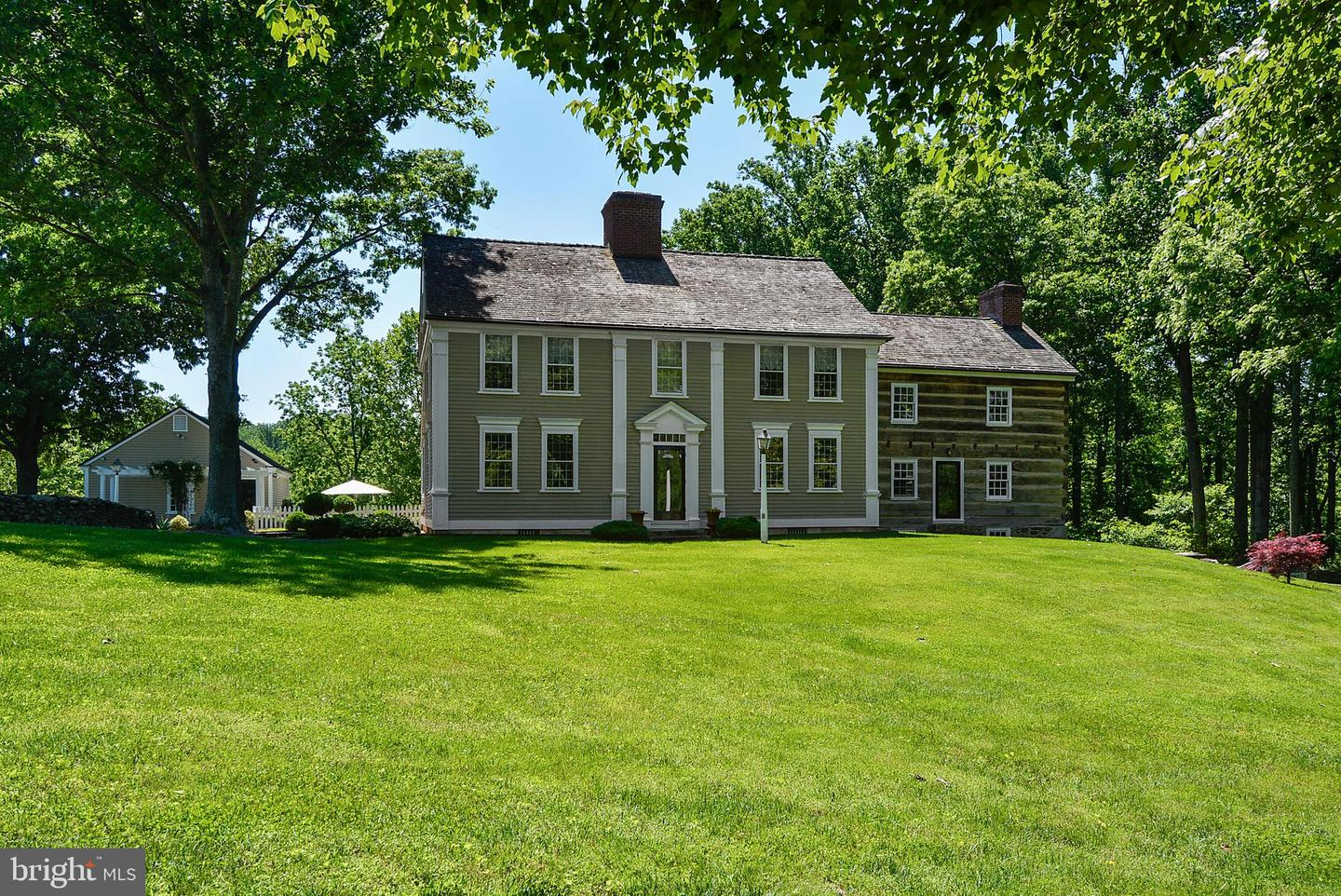 Single Family Home for Sale at 35571 Millville Road Middleburg, Virginia 20117 United States