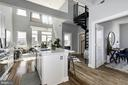 Double height ceilings! - 1512 K ST SE #6, WASHINGTON