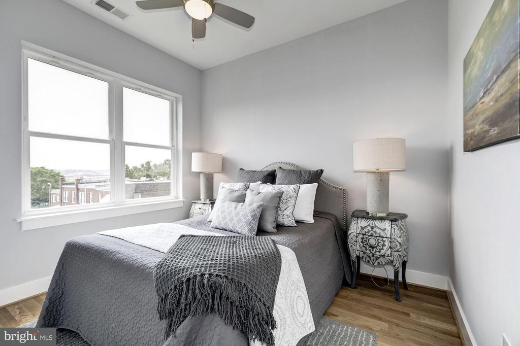 Bedroom - 1512 K ST SE #6, WASHINGTON