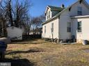 Side of house - 1937 N CULPEPER ST, ARLINGTON