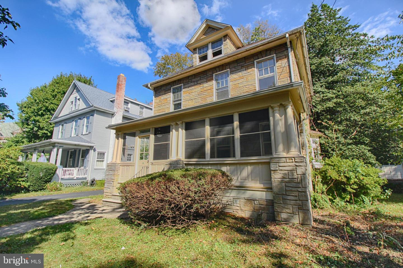 Частный односемейный дом для того Продажа на 21 FRANKLIN Avenue Merchantville, Нью-Джерси 08109 Соединенные Штаты