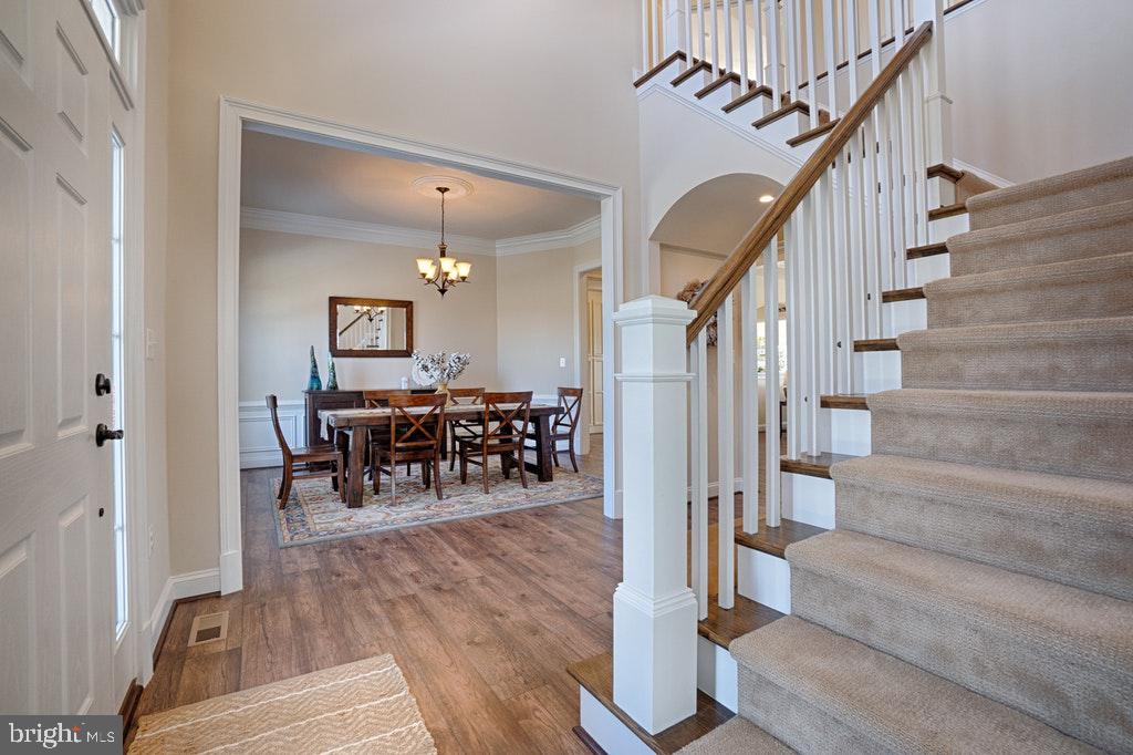 Foyer. - 39859 CHARLES HENRY PL, WATERFORD