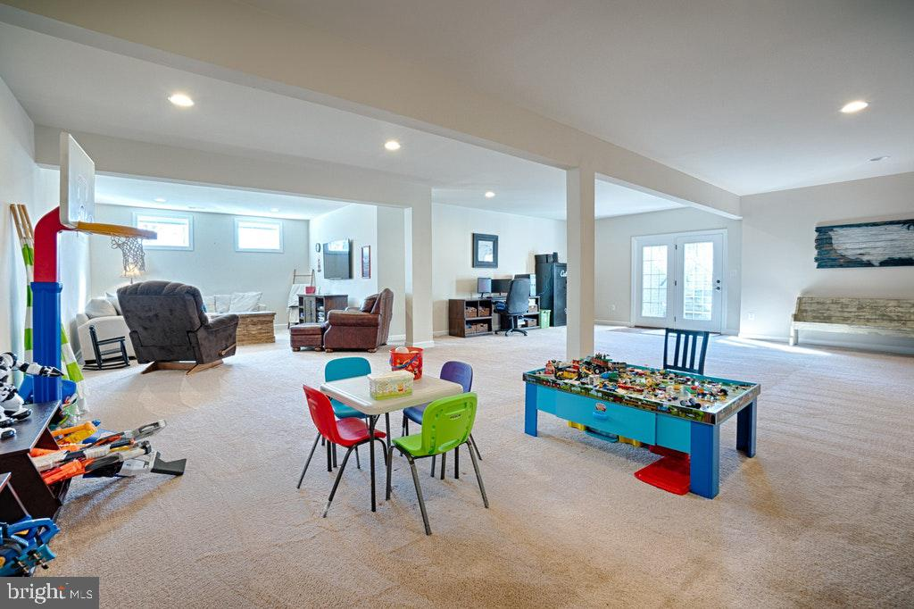 Recreation room. - 39859 CHARLES HENRY PL, WATERFORD