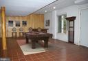 Second half of Recreation room - 7604 GLENNON DR, BETHESDA