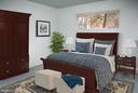 Main level Bedroom - 7604 GLENNON DR, BETHESDA