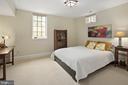 Lower level bedroom - 1714 N CALVERT ST, ARLINGTON