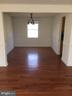Hardwood floors in large dining room! - 10273 WINDGATE CT, MANASSAS