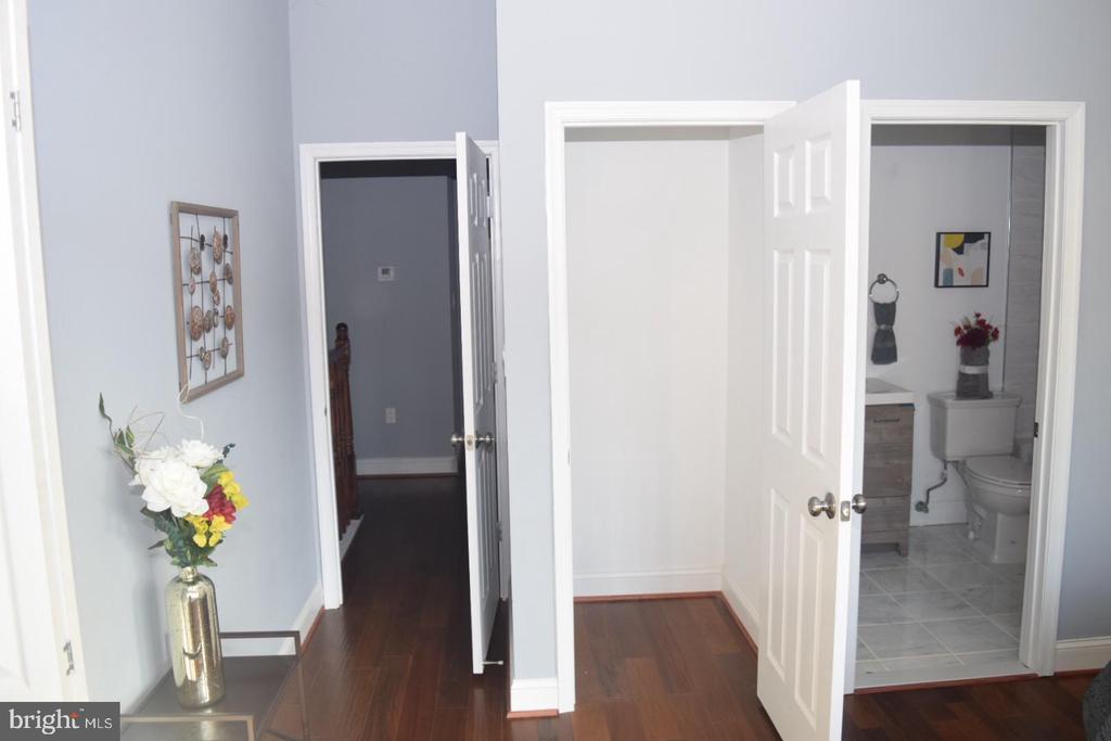 MASTER BEDROOM - 2308 16TH ST SE, WASHINGTON