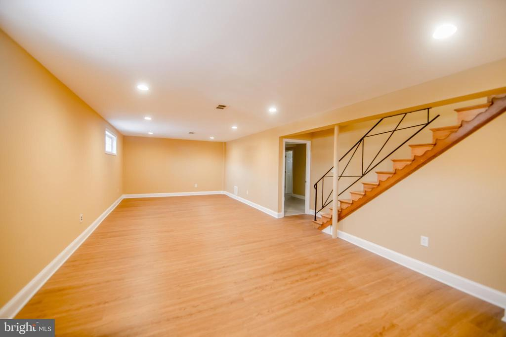 Basement recreation - 3509 N ST SE, WASHINGTON
