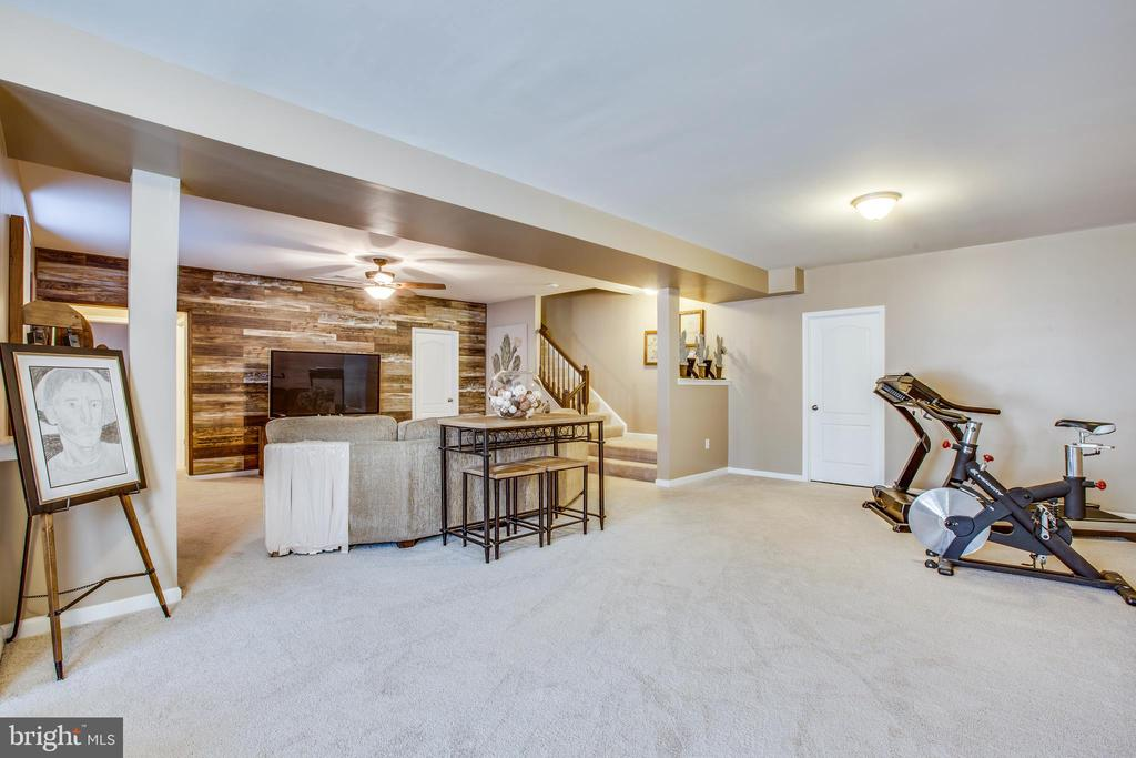 No way this is a basement! - 215 ROCK RAYMOND DR, STAFFORD