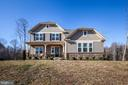 Perfect on top of knoll! - 215 ROCK RAYMOND DR, STAFFORD