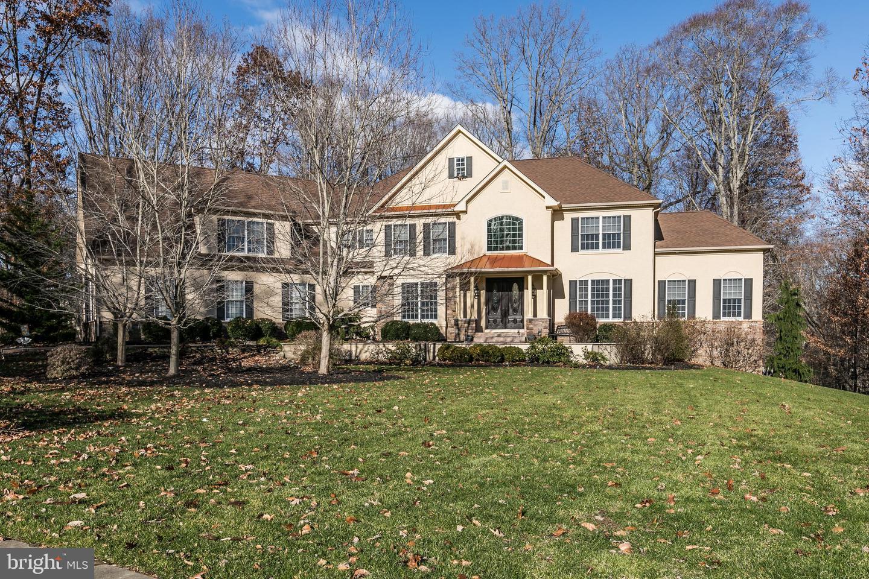 Maison unifamiliale pour l Vente à 211 FOREST WOODS Drive Mullica Hill, New Jersey 08062 États-Unis