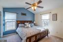 Master Bedroom with 2 Walk-in Closets - 20755 CITATION DR, ASHBURN