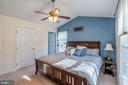 Cathedral Ceilings and Ceiling Fan - 20755 CITATION DR, ASHBURN