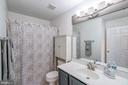 Updated Hall Bathroom - 20755 CITATION DR, ASHBURN