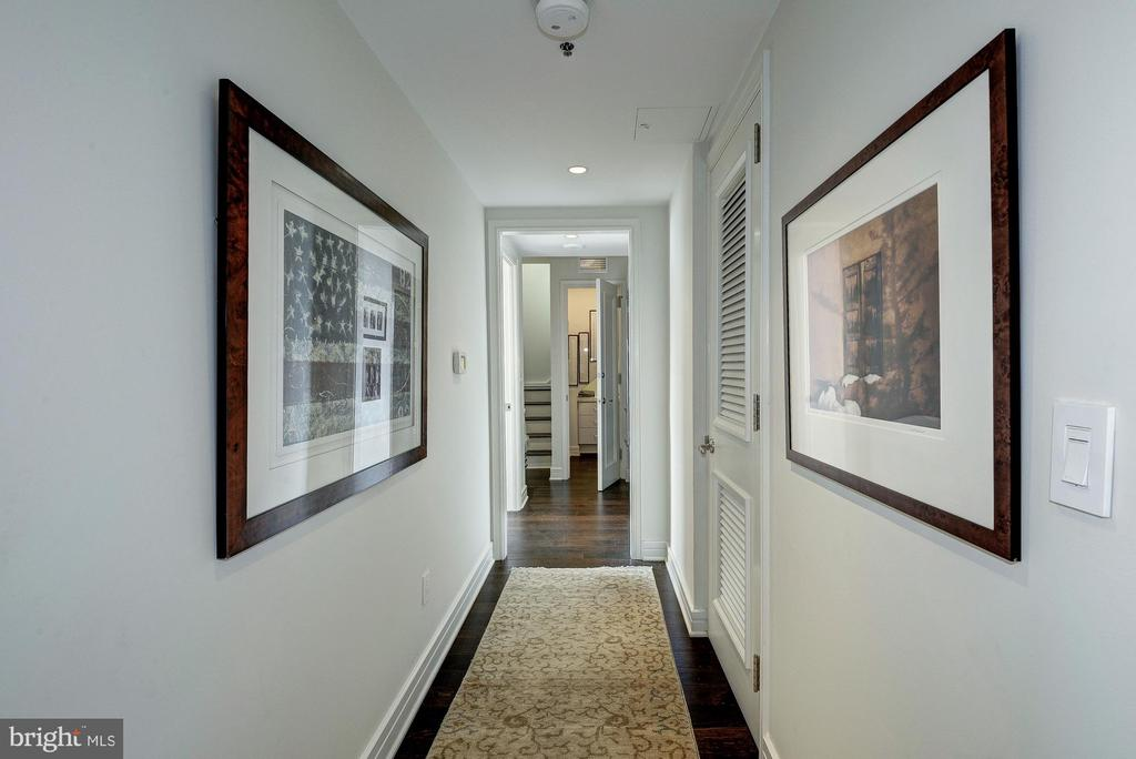 INTERIOR HALL - 1155 23RD ST NW #PH3E, WASHINGTON