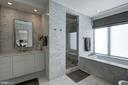 OWNER'S BATH - 1155 23RD ST NW #PH3E, WASHINGTON
