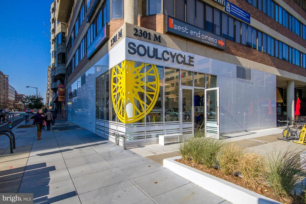 SOULCYCLE - 1155 23RD ST NW #PH3E, WASHINGTON