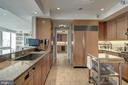 GOURMET KITCHEN - 1155 23RD ST NW #PH3E, WASHINGTON