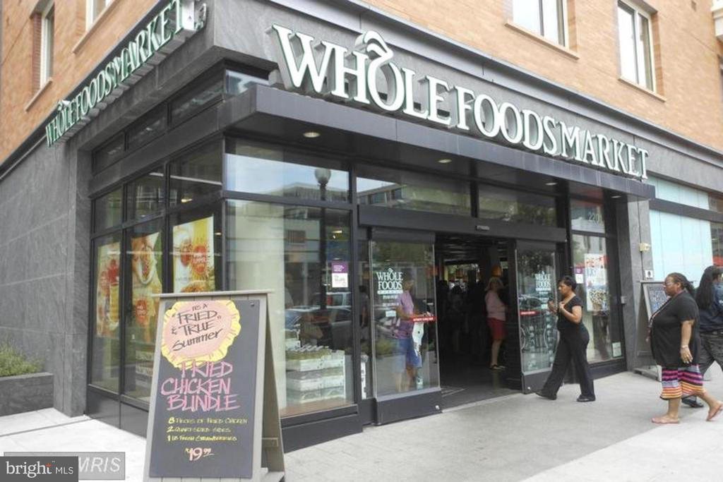WHOLE FOODS - 1155 23RD ST NW #PH3E, WASHINGTON