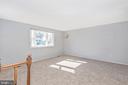 LIVING ROOM VIEW 1 - 2 PARK CT, WALKERSVILLE
