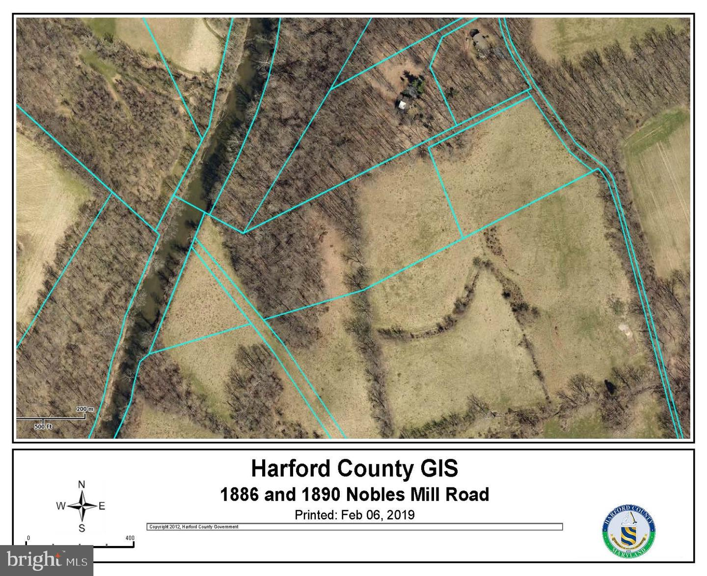 Land for Sale at 1886 N Nobles Mill Road Darlington, Maryland 21034 United States