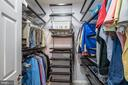 Amazing walk-in closet! - 20404 TRAILS END TER, ASHBURN