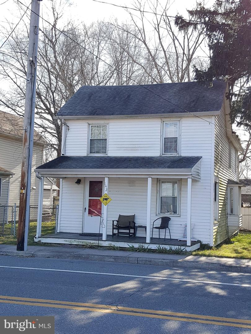 Single Family Home for Sale at 142 MAIN Street Cheswold, Delaware 19904 United States
