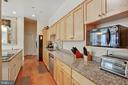 Huge Kitchen - 8309 CRESTRIDGE RD, FAIRFAX STATION