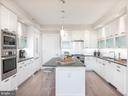 Kitchen - 4960 FAIRMONT AVE #1403, BETHESDA