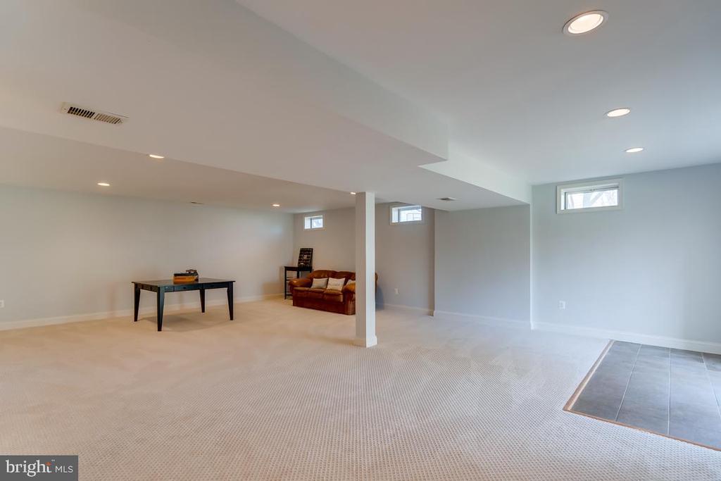.Large Recreation Room - 122 LAWSON RD SE, LEESBURG