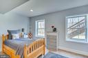 .5th Lower Level Bedroom - 122 LAWSON RD SE, LEESBURG