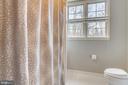 .ensuite bathroom - 122 LAWSON RD SE, LEESBURG