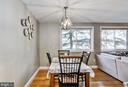 Newer light fixtures throughout! - 2016 N ADAMS ST #504, ARLINGTON
